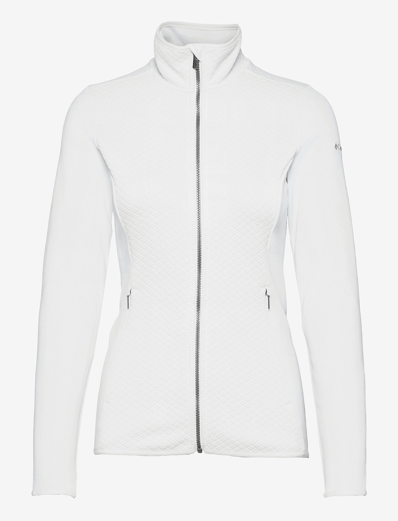 Columbia - Roffe Ridge™ Full Zip Fleece - fleece - white - 0