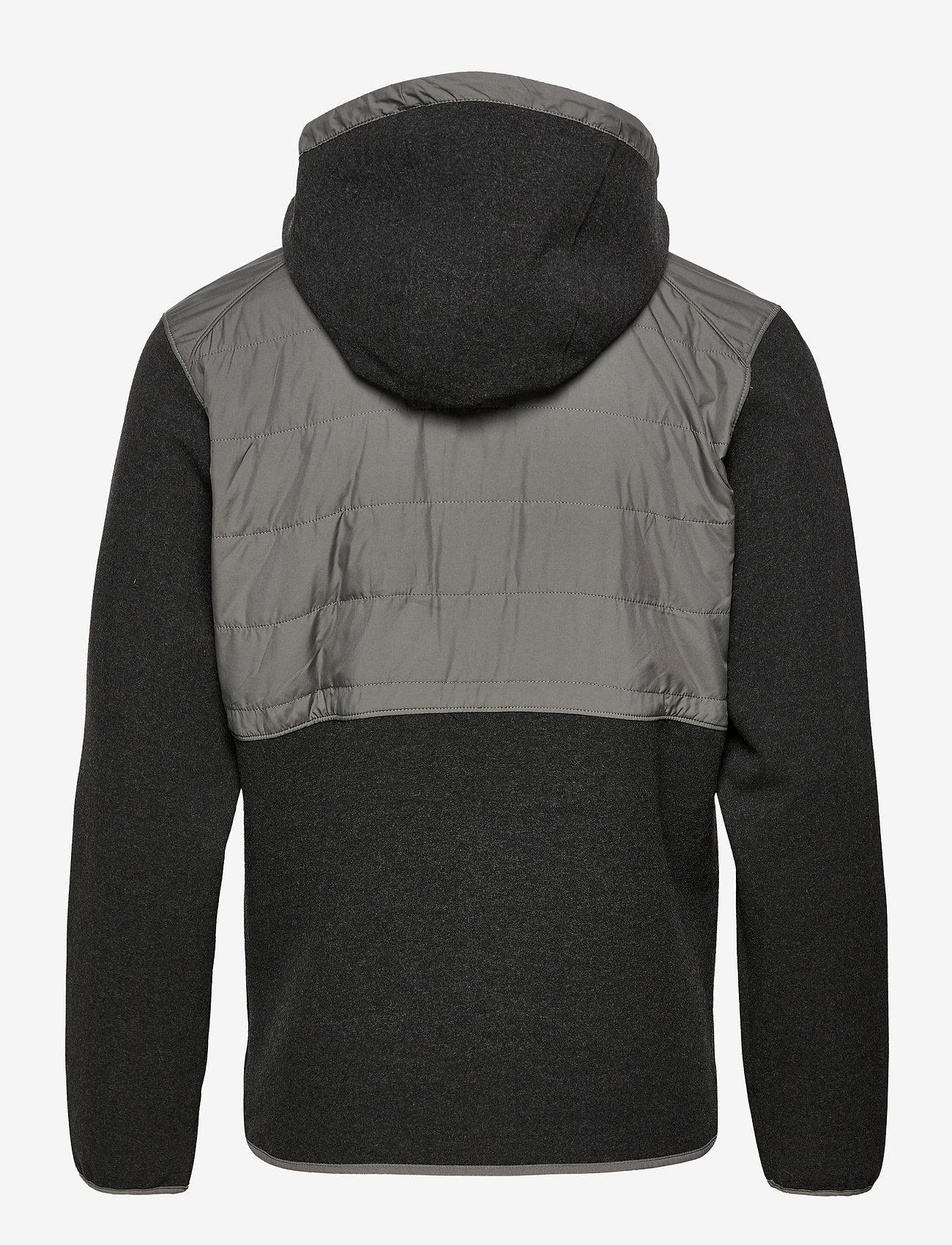 Columbia - Panorama™ Full Zip Hoodie - kurtki narciarskie - charcoal - 1