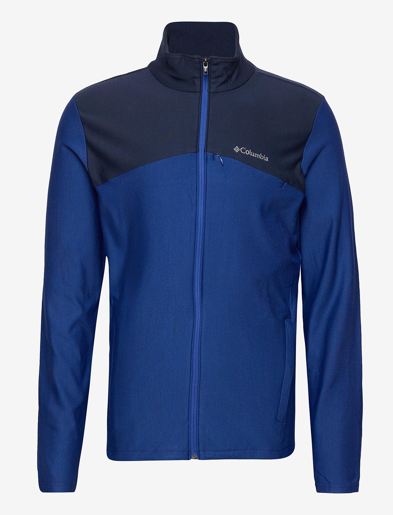 Columbia - Maxtrail™ Midlayer Fleece - fleece - azul, collegiat - 0