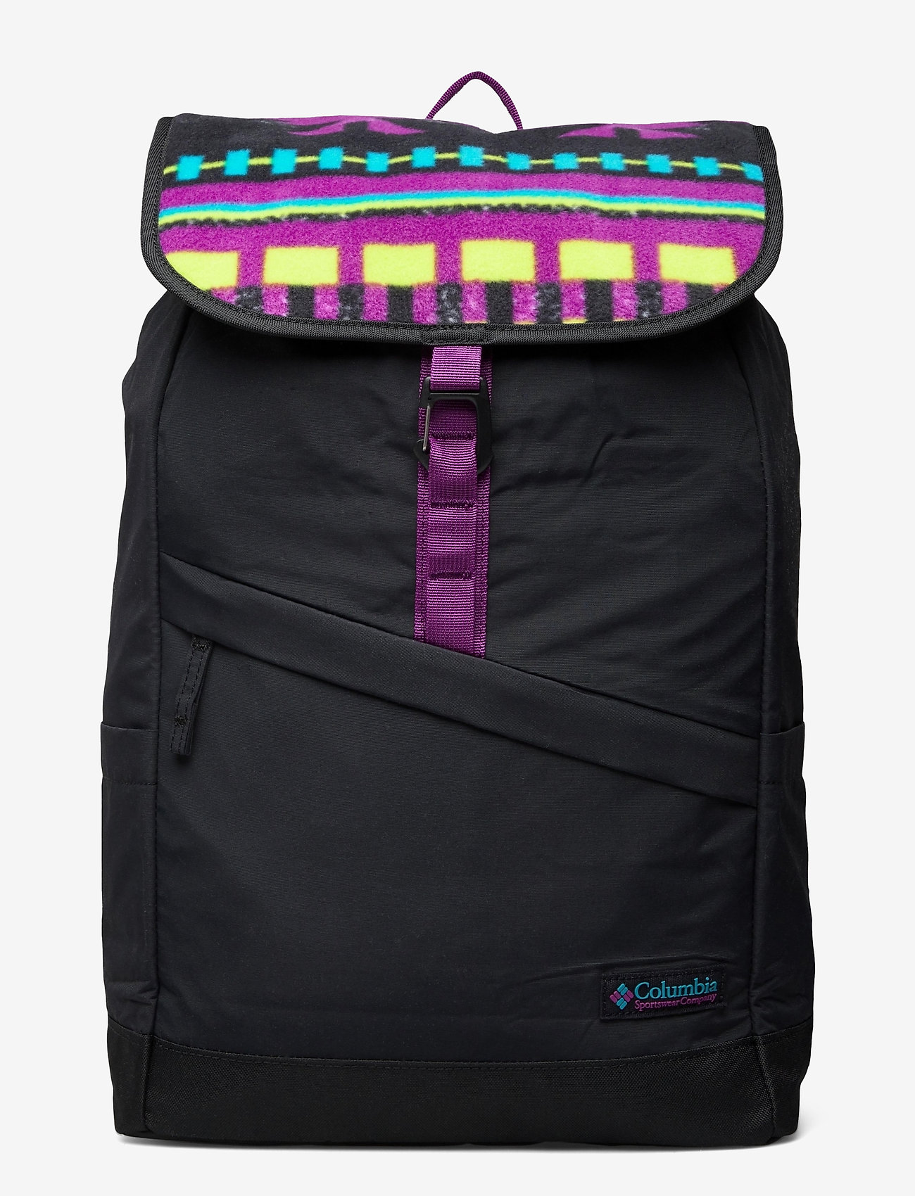 Columbia - Falmouth™ 21L Backpack - torby treningowe - black, black pr - 0
