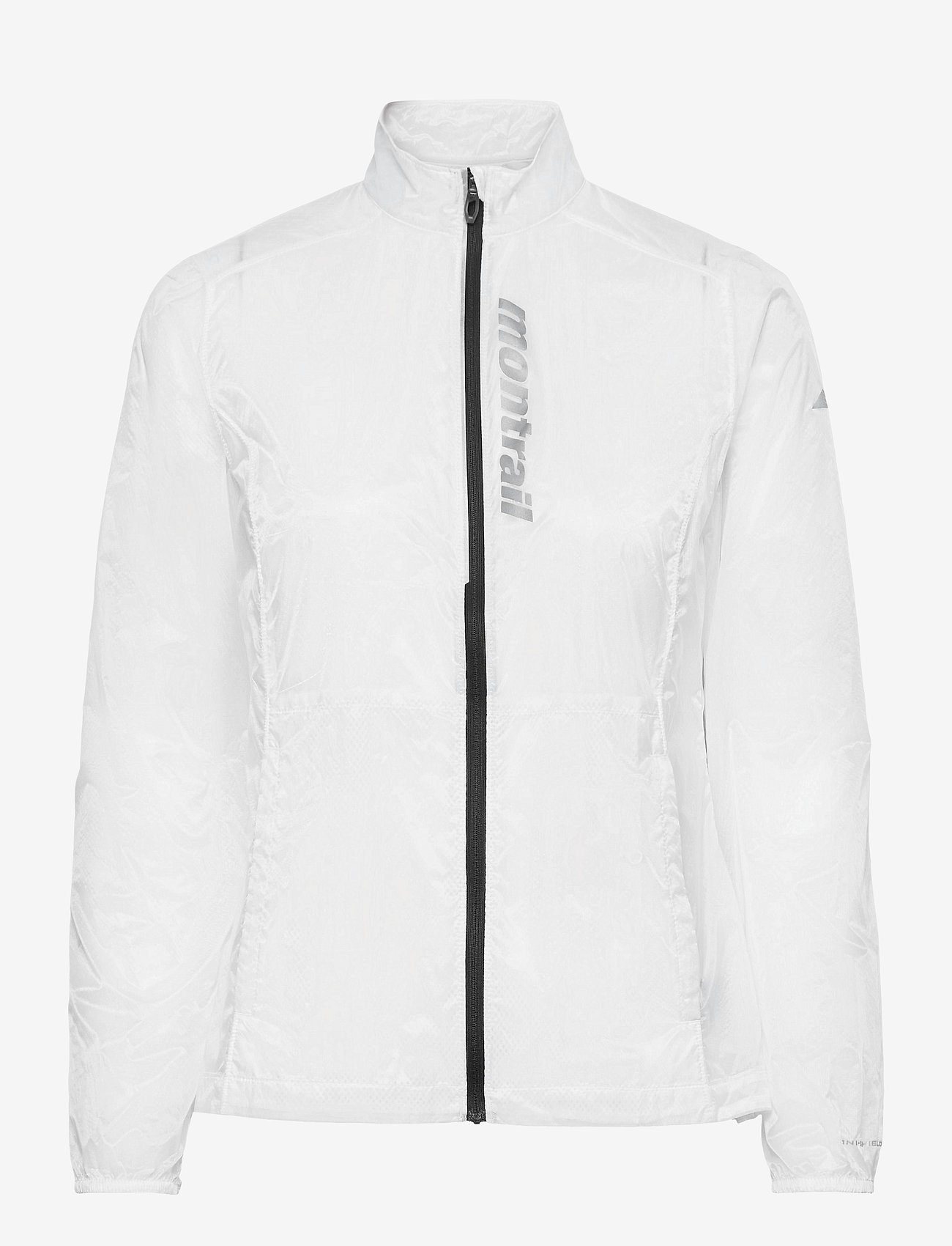 Columbia - W FKT™ Windbreaker Jacket - white aerial em - 0
