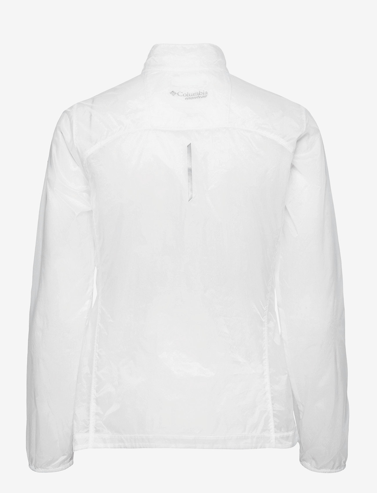 Columbia - W FKT™ Windbreaker Jacket - white aerial em - 1