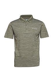 Zero Rules™ Polo Shirt - CYPRESS HEATHER