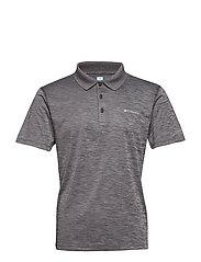 Zero Rules™ Polo Shirt - SHARK HEATHER