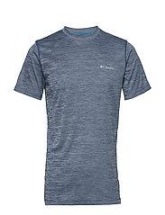 Zero Rules™ Short Sleeve Shirt - CARBON HEATHER