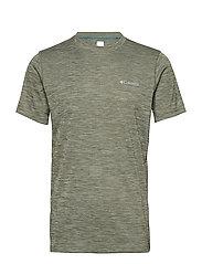 Zero Rules™ Short Sleeve Shirt - CYPRESS HEATHER