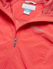 Columbia - Sweet As™ Softshell Hoodie - softshell-jackor - red coral - 3