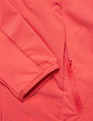 Columbia - Sweet As™ Softshell Hoodie - softshell-jackor - red coral - 4
