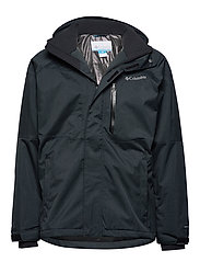 M Alpine Action Jkt - BLACK