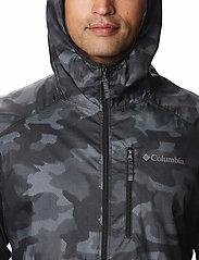 Columbia - Flash Forward™ Windbreaker Print - black spotted camo - 7