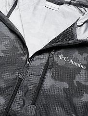 Columbia - Flash Forward™ Windbreaker Print - black spotted camo - 8