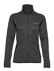 Sapphire Trail™ Fleece Jacket - BLACK