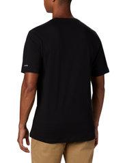 Columbia - CSC Basic Logo Short Sleeve - topy sportowe - black - 3