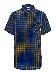 Triple Canyon™ Short Sleeve Shirt - CARBON PLAID