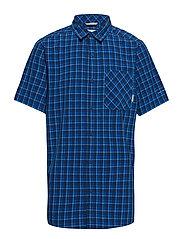 Triple Canyon™ Short Sleeve Shirt - SUPER BLUE, CAR