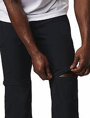 Columbia - Triple Canyon™ Convertible Pant - spodnie turystyczne - black - 8