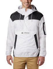 Columbia - Challenger Windbreaker - anoraki - white, black - 6
