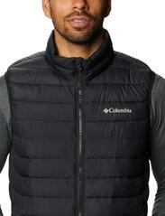 Columbia - Powder Lite Vest - kurtki turystyczne - black - 7