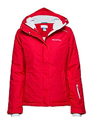 On the Slope Jacket - RED LILY