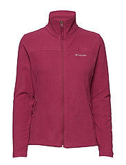 Fast Trek™ Light Full Zip - WINE BERRY
