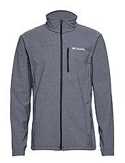 Heather Canyon™ Hoodless Jacket - COLLEGIATE NAVY