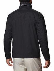 Columbia - Bradley Peak Jacket - kurtki sportowe - black - 3