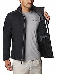 Columbia - Bradley Peak Jacket - kurtki sportowe - black - 5