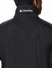 Columbia - Bradley Peak Jacket - kurtki sportowe - black - 7