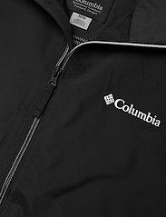 Columbia - Bradley Peak Jacket - kurtki sportowe - black - 8