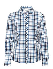 Saturday Trail™ Stretch Plaid LS Shirt