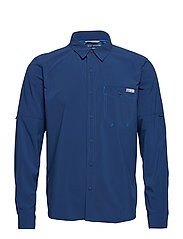Triple Canyon™ Solid Long Sleeve Shirt - CARBON