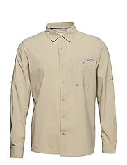 Triple Canyon™ Solid Long Sleeve Shirt - FOSSIL