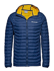 Powder Pass™ Hooded Jacket - CARBON