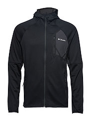 Triple Canyon™ Hooded Fleece - BLACK