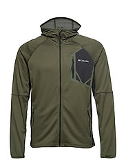 Triple Canyon™ Hooded Fleece - CYPRESS, SHARK