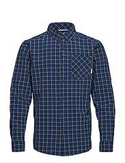 Triple Canyon™ Long Sleeve Shirt - CARBON PLAID