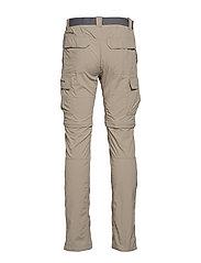 Columbia - Silver Ridge II Convertible Pant - spodnie sportowe - tusk - 2