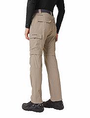 Columbia - Silver Ridge II Convertible Pant - spodnie sportowe - tusk - 3