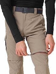 Columbia - Silver Ridge II Convertible Pant - spodnie sportowe - tusk - 4