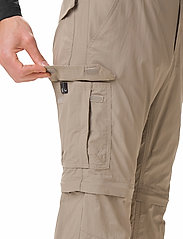 Columbia - Silver Ridge II Convertible Pant - spodnie sportowe - tusk - 6