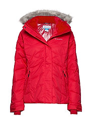 Lay D Down II Jacket - RED LILY