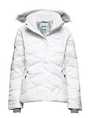 Lay D Down II Jacket - WHITE