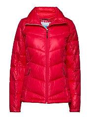 Pike Lake Jacket - RED LILY