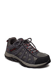 CANYON POINT™ WATERPROOF - CHARCOAL, RED E