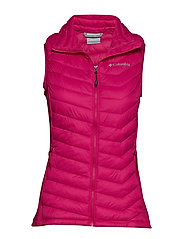 Powder Pass™ Vest - HAUTE PINK