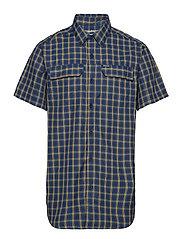 Silver Ridge™ 2.0 Multi Plaid S/S Shirt - CARBON GINGHAM