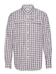 Silver Ridge™ 2.0 Plaid L/S Shirt - BLACK GINGHAM