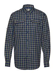 Silver Ridge™ 2.0 Plaid L/S Shirt - CARBON GINGHAM