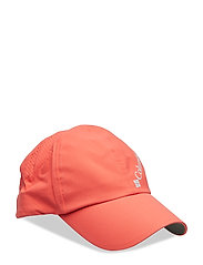 Silver Ridge™ III Ball Cap - RED CORAL