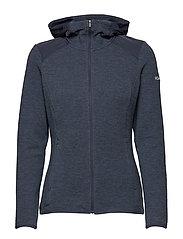 Coggin Peak™ FZ Hooded Fleece - NOCTURNAL